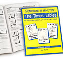Memorize in Minutes: The Times Table