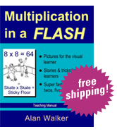 Multiplication In A Flash cover image