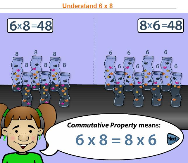 Number Names Worksheets beginning multiplication games : Online Lessons for Teaching the Times Tables | Multiplication.com
