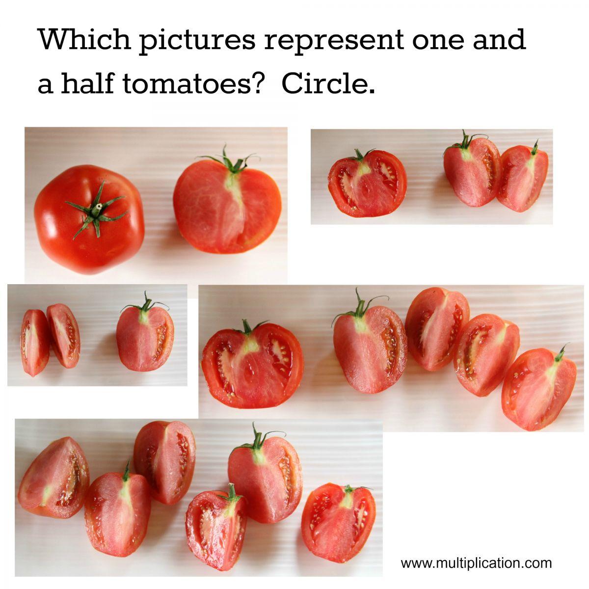 Tomato Math and Free PDFs