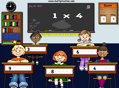 Solve Multiplication Problems in Classroom Capers | Multiplication.com