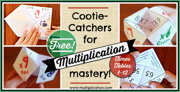 Multiplication Coloring Pages in Classroom