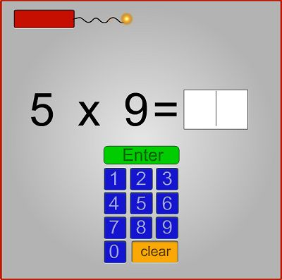 Solve the Problems in Dynamite Multiplication | Multiplication.com