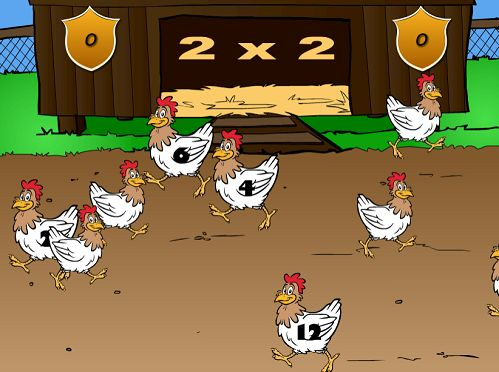 Catch Some Eggs in Edgemoor Tournament | Multiplication.com