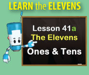 Resources to Teach the Elevens and Twelves
