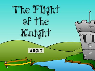 Welcome to The Flight of the Knight | Multiplication.com
