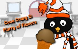 Cone Crazy - Flurry of Flavors