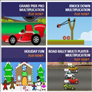 Games to teach the times tables