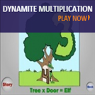Teaching with Games - Dynamite Multiplication