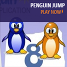 Games that teach speed - Penguin Jump