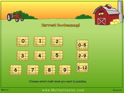 Choose the Facts for Harvest Hootenanny | Multiplication.com