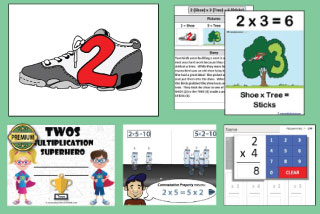 Support Resources for the Twos