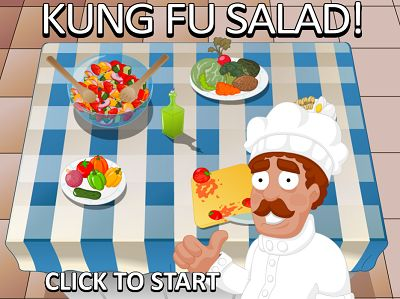 Welcome to Kung Fu Salad | Multiplication.com