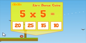 Solve Problems in Multiplication Knock Down | Multiplication.com