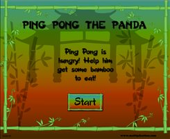 Welcome to Ping Pong the Panda | Multiplication.com