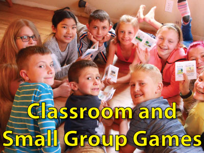Classroom and Small Group Games