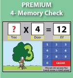 Premium Memory Check | Multiplication.com