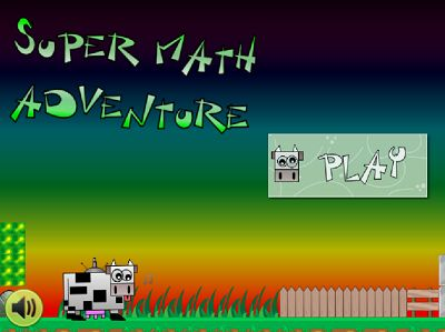 Welcome to Super Math Adventure Addition | Multiplication.com