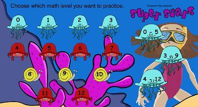Αποτέλεσμα εικόνας για Super Stars - Multiplication Math Game