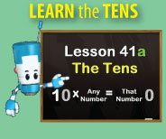 Resources to Teach the Tens