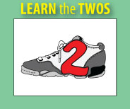 Resources to Teach the Twos