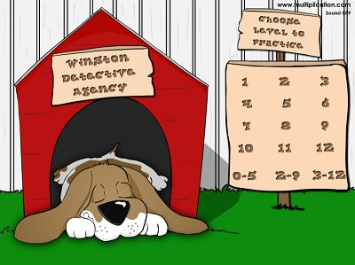 Choose a Fact for Winston Detective Agency | Multiplication.com