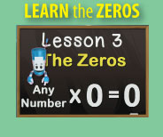 Resources to Teach the Zeros