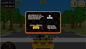 Instructions for Car Rush Multiplication | Multiplication.com