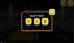Choose a track in Car Rush Multiplication | Multiplication.com