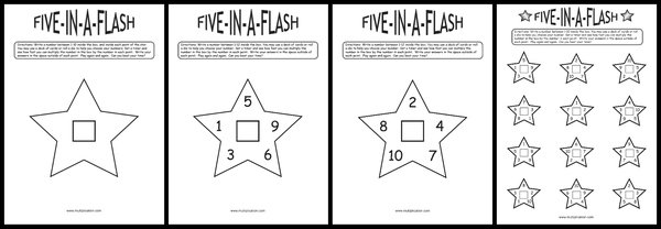 The Best Times Table Drill Worksheets Ever Multiplication