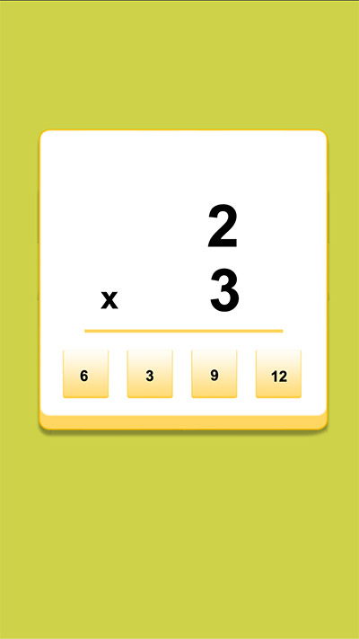 Answer 8 math equations to move forward in Small Archer Addition | Multiplication.com