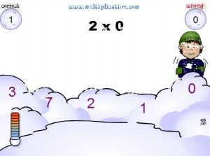 Throw Snowballs in Snowball Fight | Multiplication.com