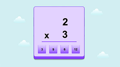 Answer equations in Treze Lines Subtraction | Multiplication.com
