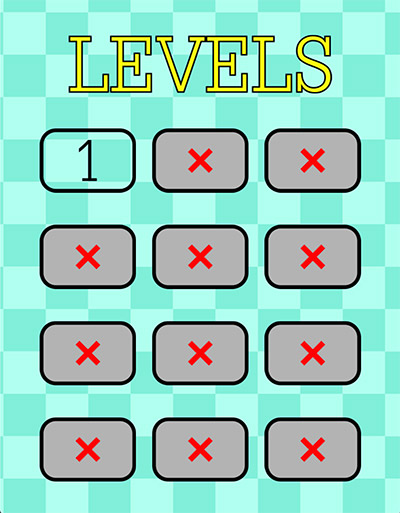 Choose a level in Tricky Ball Division | Multiplication.com